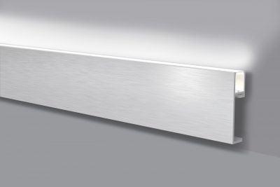 WALLSTYL® - Light baseboard master
